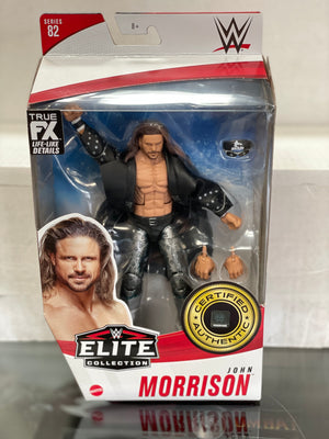 John Morrison - WWE Elite Series 82