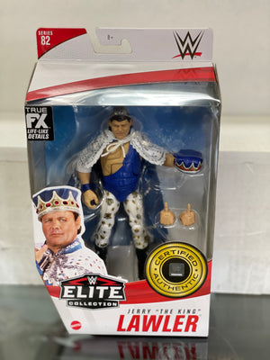 Jerry The King Lawler - WWE Elite Series 82