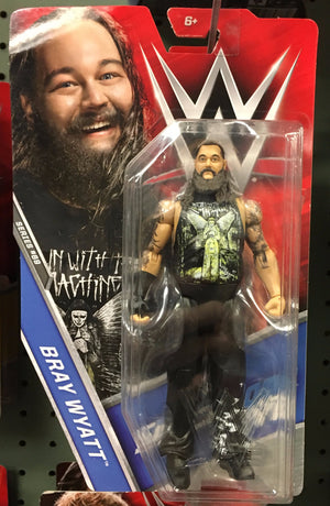 WWE Basic Series 69 - Bray Wyatt