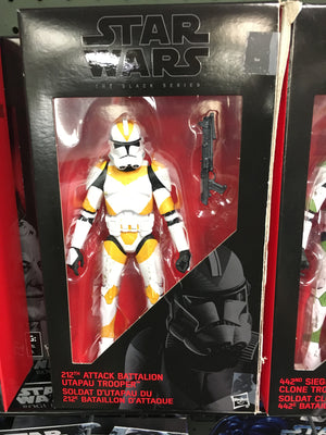 22nd Attack Battalion Utapau Trooper - Order 66 Star Wars Black Series 6""