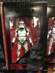 442nd Siege Battalion Clone Trooper - Order 66 Star Wars Black Series 6""