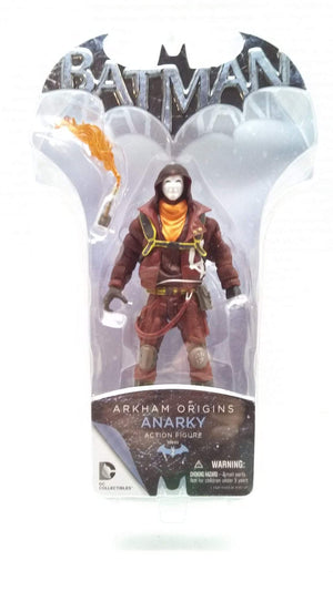 Batman Arkham Origins Series 2 Anarky