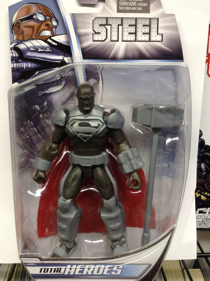 DC Total Heroes Steel