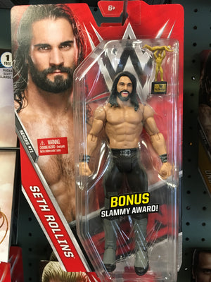 WWE Basic Series 71 - Seth Rollins (Chase Figure)