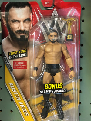 WWE Basic Series 71 - Austin Aries (Chase Figure)