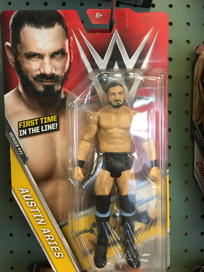 WWE Basic Series 71 - Austin Aries