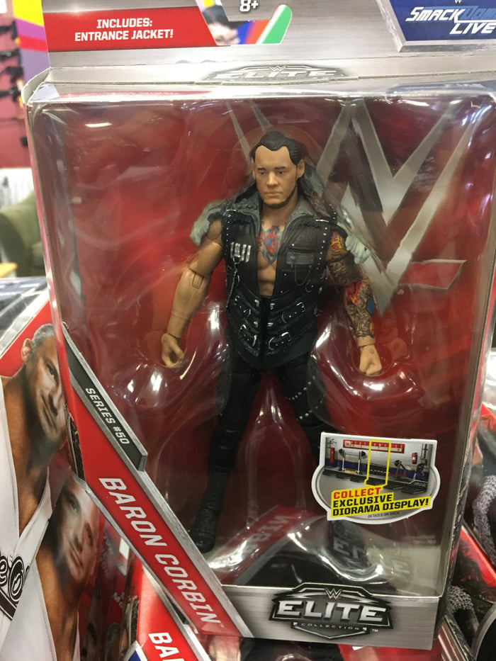 WWE Elite Series 50 - Baron Corbin