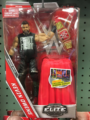 WWE Elite Series 47 -  Kevin Owens