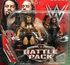 WWE Battle Pack Series 47 - Roman Reigns and Rusev