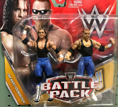 WWE Battle Pack Series 47 - The Hart Foundation
