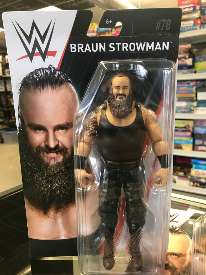 WWE Basic Series 78 - Braun Strowman