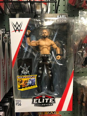 WWE Elite Series 56 - Carl Anderson