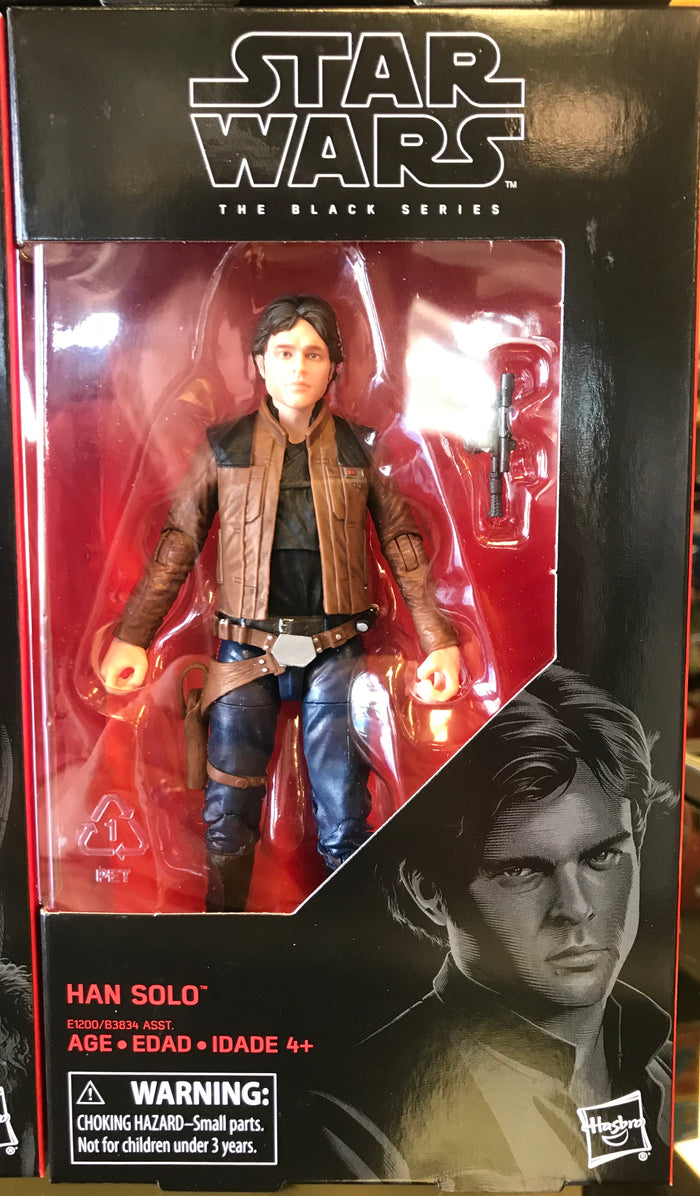 "Han Solo - Star Wars Black Series 6"" Wave 16"