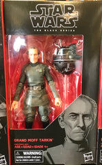 "Grand Moff Tarkin - Star Wars Black Series 6"" Wave 16"