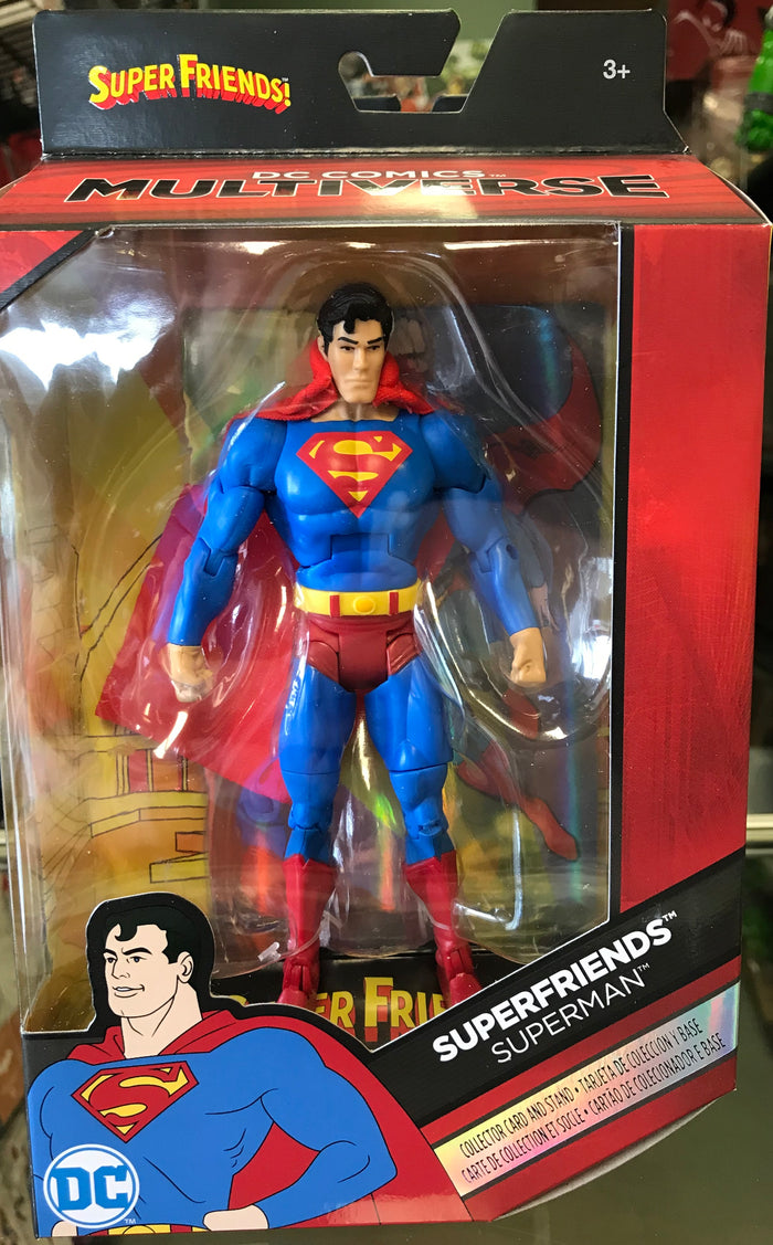 DC Comics Multiverse - Superfriends Superman