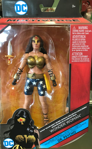DC Comics Multiverse - Dark Knight Returns Wonder Woman (Dr Psycho BAF)