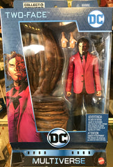 DC Comics Multiverse Wave 8 - Two-Face (Rebirth) (Clayface BAF)