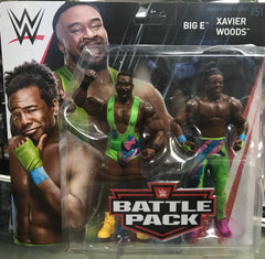 WWE Battle Pack Series 51 - Big E and Xavier Woods