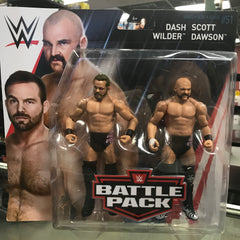 WWE Battle Pack Series 51 - Dash Wilder and Scott Dawson