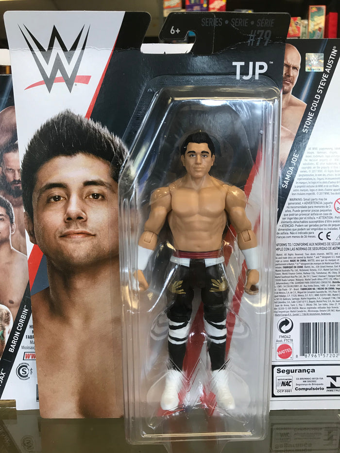 WWE Basic Series 79 - TJP