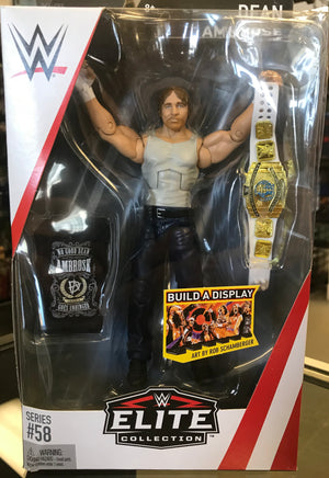 WWE Elite Series 58 - Dean Ambrose
