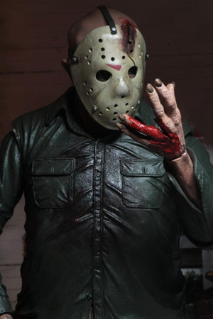 Friday the 13th - Part 4 Jason (1/4  Scale Action Figure)