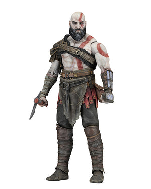 "God of War (2018) - 7"" Action Fig - Standard Kratos"