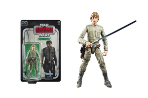Luke Skywalker (Bespin) - Star Wars Black Series ESB 40th Anniversary Wave 1