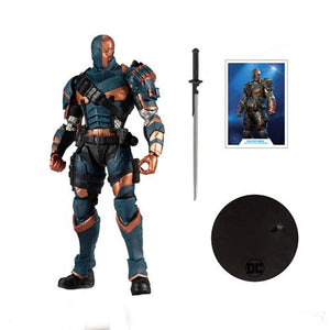 Arkham Origins Deathstroke - DC Gaming Wave 2