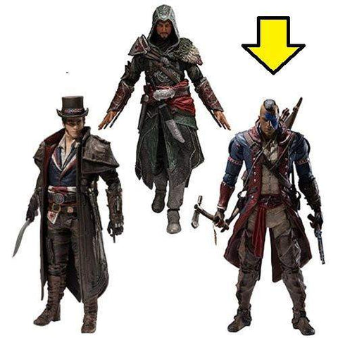 Connor - Assassins Creed Series 5