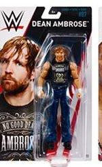 Dean Ambrose - WWE Basic Series 87