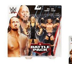 Big Show and Big Cass - WWE Battle Pack Series 55