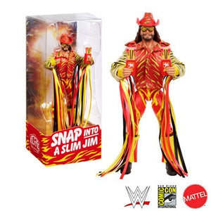 "WWE ""Macho Man"" Randy Savage Elite - Exclusive"
