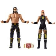 Becky Lynch & Seth Rollins - WWE Battle Pack Series 66