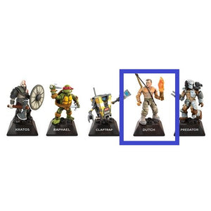 Dutch - Mega Construx Heroes Wave 2