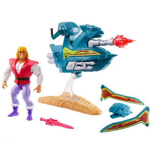 MOTU Origins Prince Adam Sky Sled Vehicle