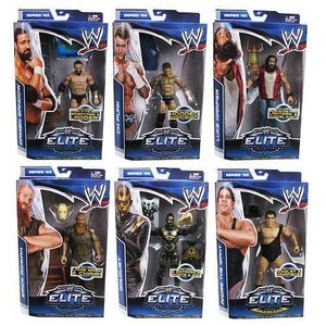 WWE Elite Collection Series 29 Erik Rowan