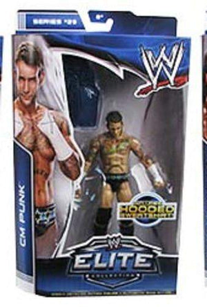 WWE Elite Collection Series 29 CM Punk