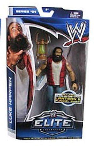 WWE Elite Collection Series 29 Luke Harper