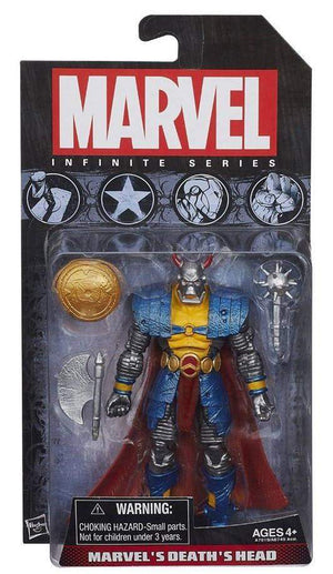 Marvel Universe Avengers Infinite Series 2014 Series 2 -Death's Head