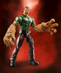 Sandman Build a Figure - Amazing Spider-Man Marvel Legends Figures Wave 7 (BAF only)