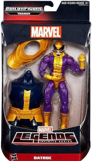 Batroc - Avengers Marvel Legends Wave 2 Thanos Build a Figure