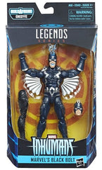 Marvel's Black Bolt - Black Panther Marvel Legends 6-Inch Action Figures Wave 1