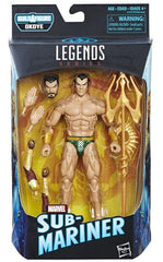Sub-Mariner - Black Panther Marvel Legends 6-Inch Action Figures Wave 1