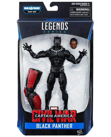 Black Panther - Captain America Civil War Marvel Legends Wave 2