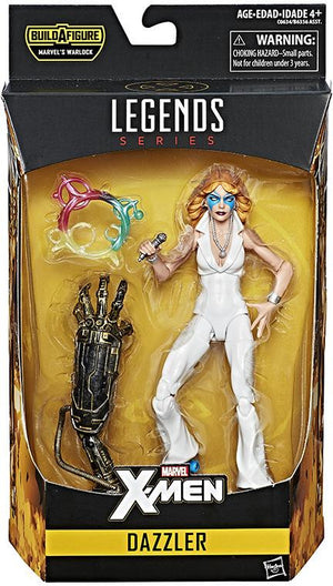 Dazzler - 2017 Marvel Legends X-Men