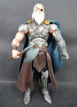 Marvel Legends Avengers 2015 - Set of 7 Odin/King Thor Build a Figure