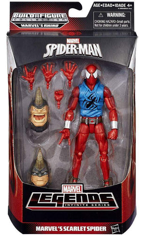 Marvels Scarlet Spider - Amazing Spider-Man 2 Marvel Legends  Wave 4