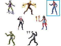 Spider UK -  Amazing Spider-Man Marvel Legends Figures Wave 7 (No BAF)