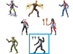 Symbiote Spider Man -  Amazing Spider-Man Marvel Legends Figures Wave 7 (No BAF)
